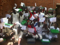 Support to youth in prison in Malawi 2016